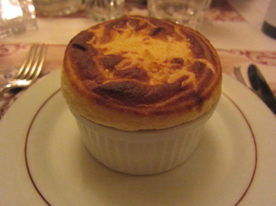 La Cuisine de Philippe : Cheese souffle