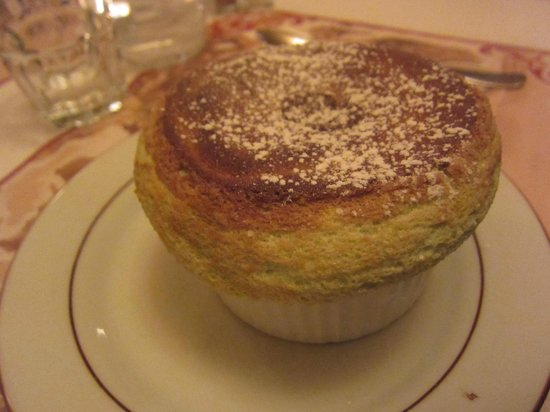 pistachio and chocolate souffle picture of la cuisine de philippe paris tripadvisor. Black Bedroom Furniture Sets. Home Design Ideas