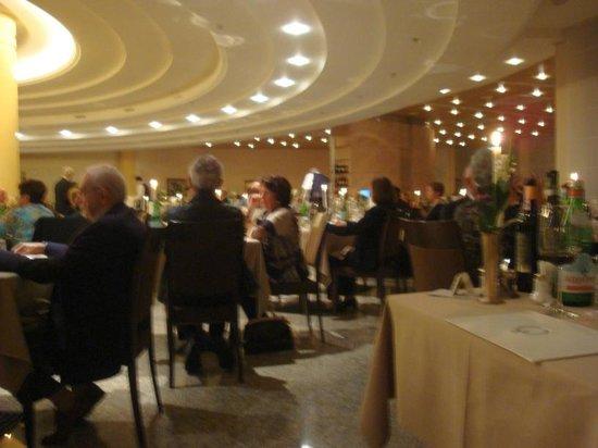 Continental Terme Hotel: La salle à manger
