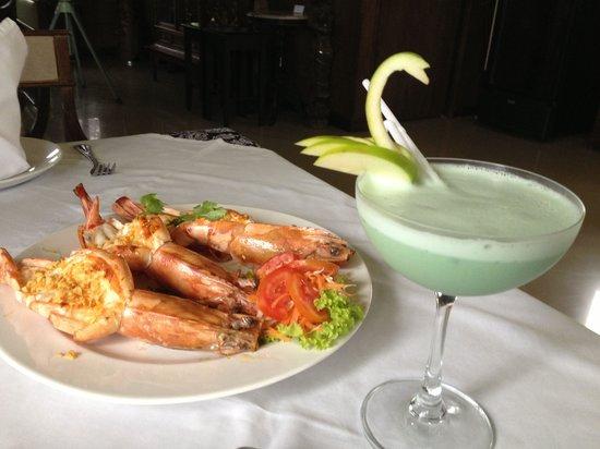 Tawai Thai Restaurant: Good food good drink