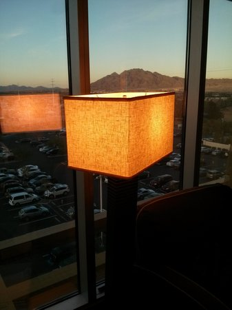 Eastside Cannery Casino & Hotel: view from room