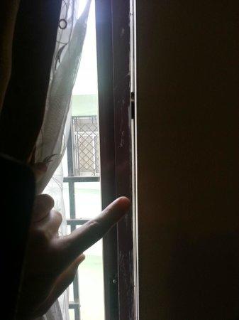 Hotel Welbeck Residency: pas de sonorisation-fenêtre avec un jour....