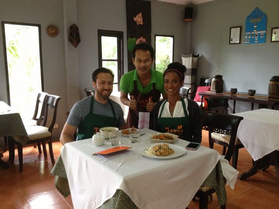 Tawai Thai Restaurant: Cooking class