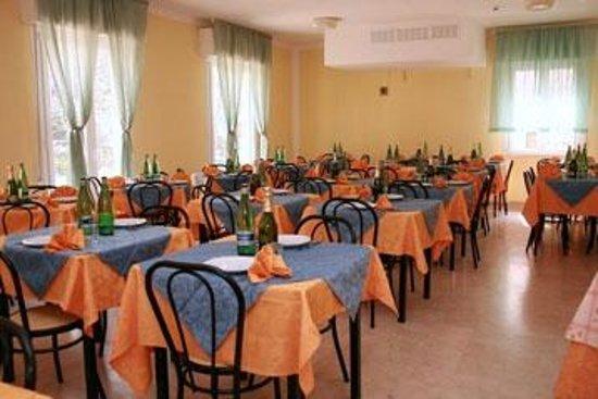 Ariosto Hotel : Sala ristorante