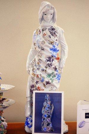 Herend Porcelanium: In der Schaumanufaktur