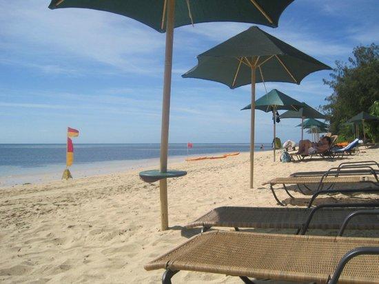 Green Island Resort : la spiaggia