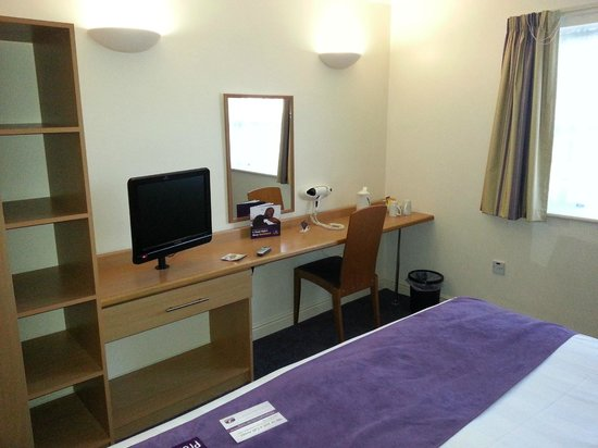 Premier Inn South Shields Port Of Tyne Hotel: Room