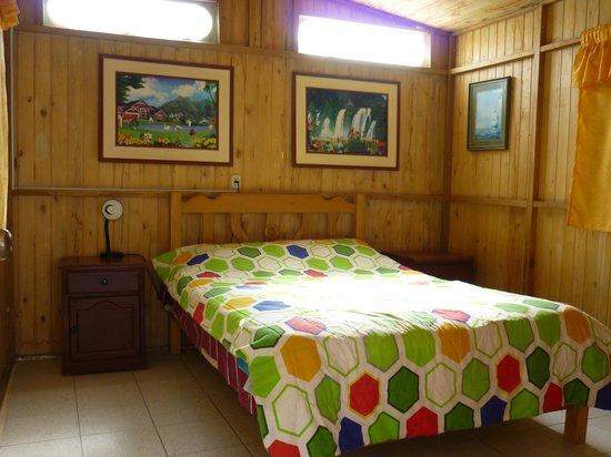 Backpacker's Soler: our room
