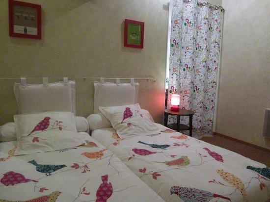 La Fresnee : A comfortable room