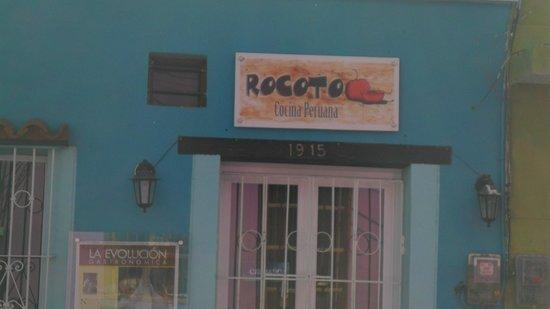 Rocoto: The restaurant