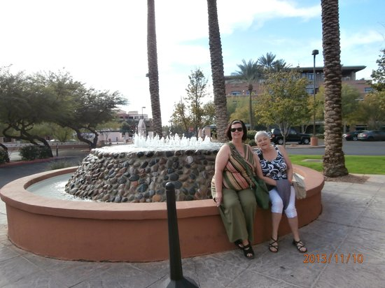 Hyatt Place Scottsdale/Old Town: Hyatt Place Fountain