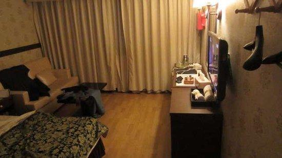 Hotel Sky Incheon Airport: Hotel Room