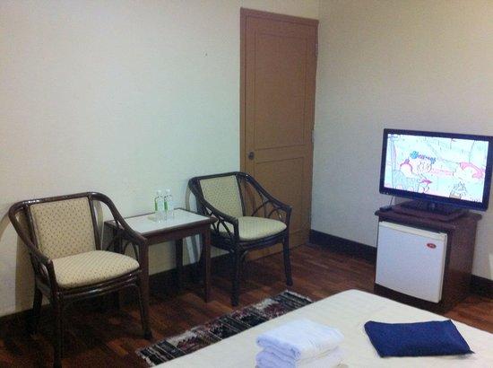 De Palma Hotel Kuala Selangor: Inside a room
