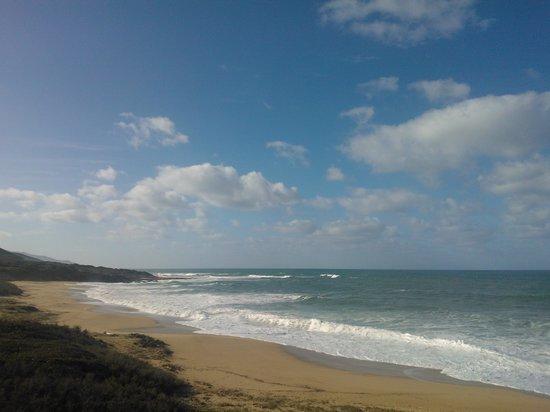 Corsaro Nero: La spiaggia