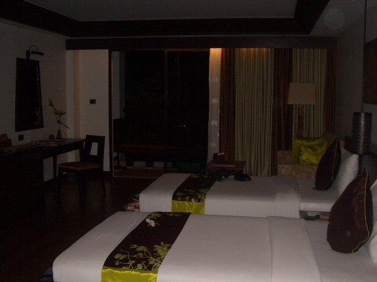 The Elements Krabi Resort: vue de la chambre