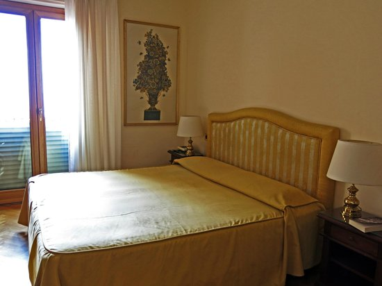 Hotel Isabella: Bedroom Hotel Isobella  Taormina.