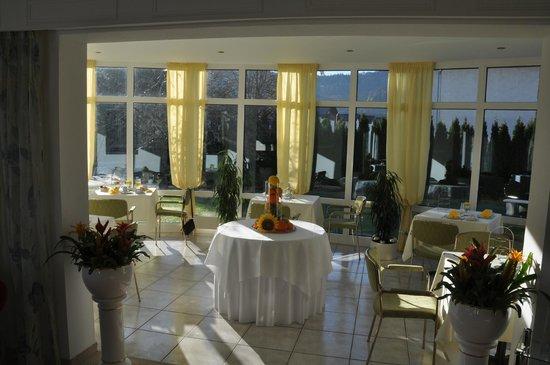 Hotel Christine: Breakfast area