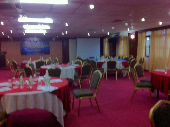 De Palma Hotel Kuala Selangor: A conference room
