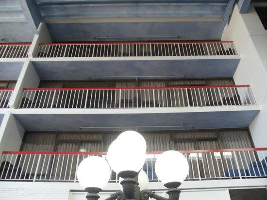 Carousel Resort Hotel & Condominiums: Interior View