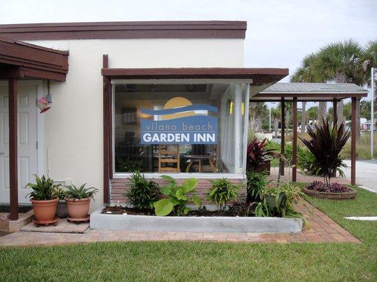 Vilano Beach Garden Inn : Office