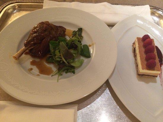 Il Salviatino: Delicious Room service!