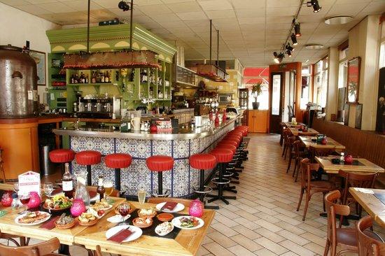 Tapas restaurant Dos