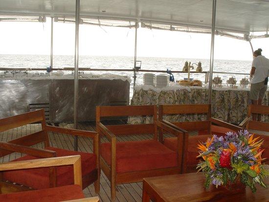 Guanacaste Ocean Tours : amazing boat !