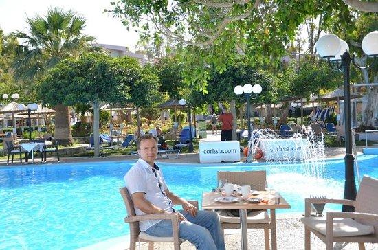 Corissia Princess Hotel: Кориссия Принцесс