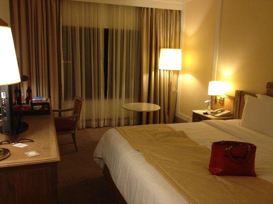 L'Hotel Porto Bay Sao Paulo: номер