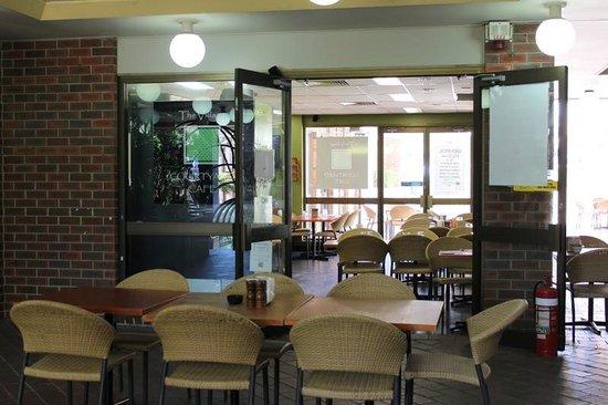 Village Courtyard Cafe
