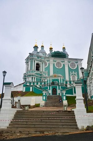 ‪Cathedral of the Assumption (Uspensky Sobor)‬