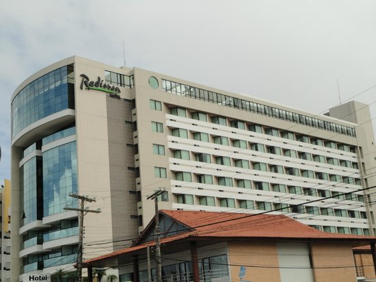 Best Western Premier Maceio: O Hotel