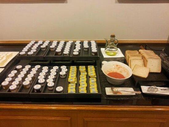 Melia Maria Pita: desayuno surt mermeladas