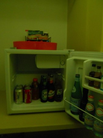 Casa ILB il Bongustaio: Fully stocked minibar