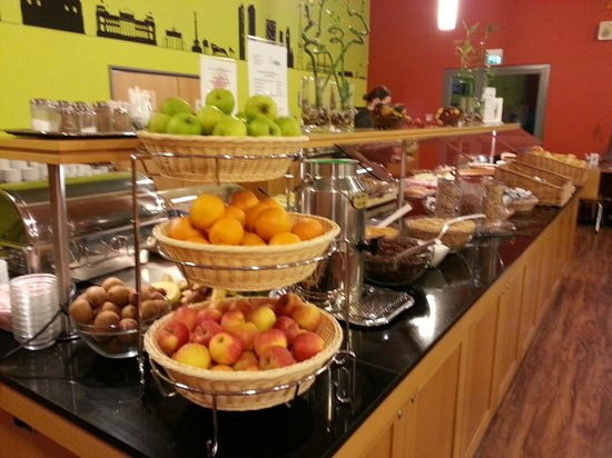 Citylight Hotel : Breakfast buffet