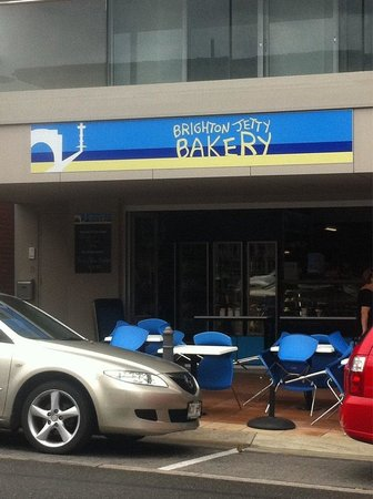 Brighton Jetty Bakery