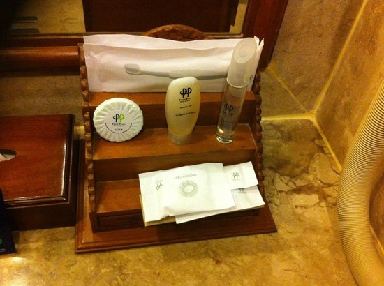 Jogjakarta Plaza Hotel: Amenities (racanos)