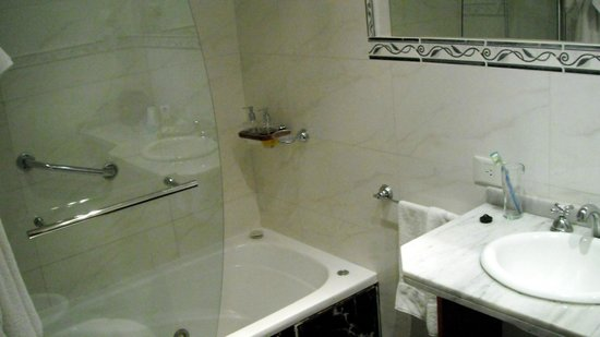 Le Vitral Baires Boutique Hotel : Banheiro