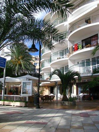 Hotel Playasol Maritimo : Hotel Maritimo