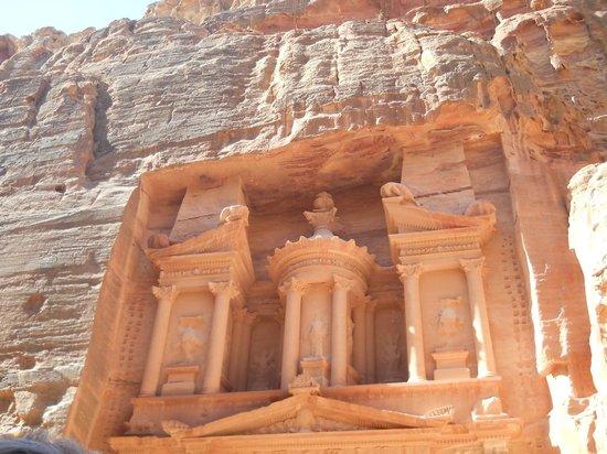 Beidha : EL-Khazneh Firaun - Tesoro del faraone