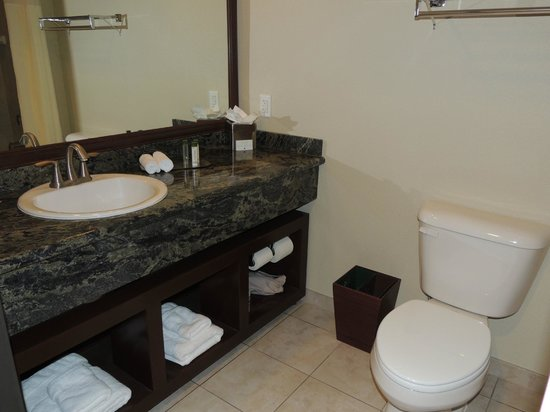 DoubleTree by Hilton Hotel Phoenix - Gilbert: Bathroom with tub