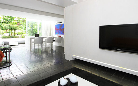 Appartement Maurits: overview design apartment