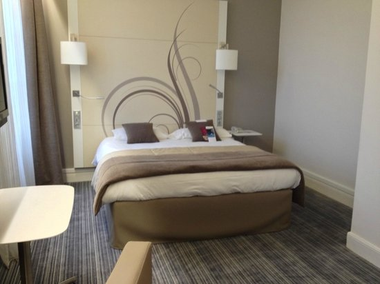 Mercure Correze la Seniorie Hotel : Habitación