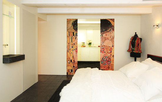 Appartement Maurits: sleeping room