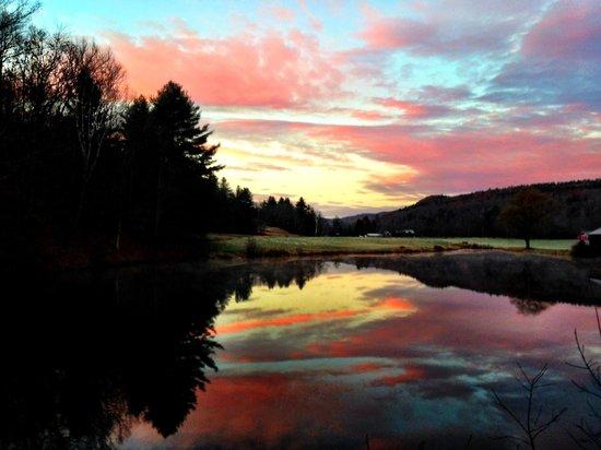 Grafton Trails & Outdoor Center: Gorgeous views at Grafton Ponds Outdoor Center