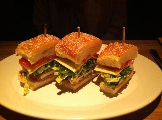 chicken sandwich - AWESOME - Picture of R+D Kitchen, Yountville ...