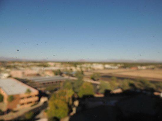 Phoenix Marriott Mesa: Room views facing mountain