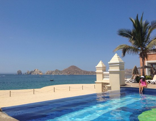 Hotel Riu Palace Cabo San Lucas : Lovely view