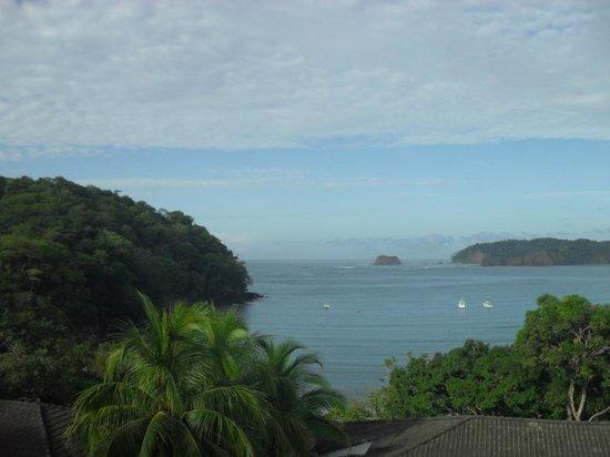 Hotel Guanamar: Vista panoramica desde la habitacion