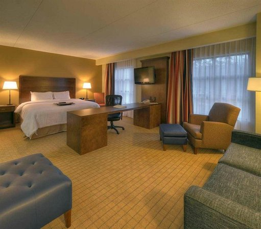 Hampton Inn Columbus/South-Fort Benning: Interior